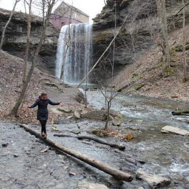 Upper Decew Falls